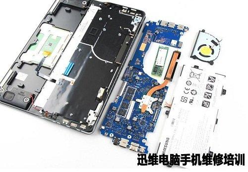 三星notebook 9 spin 940x3l拆机图解教程_迅维电脑